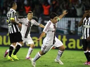 Conca deu a vitória ao Fluminense com um gol de placa