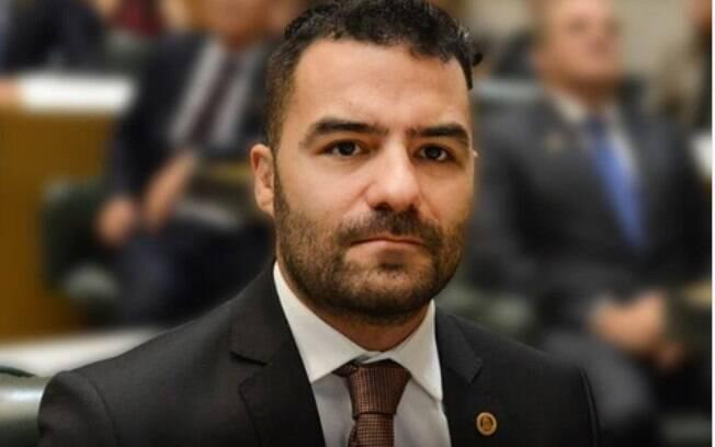 Arthur do Val, candidato à prefeitura de SP