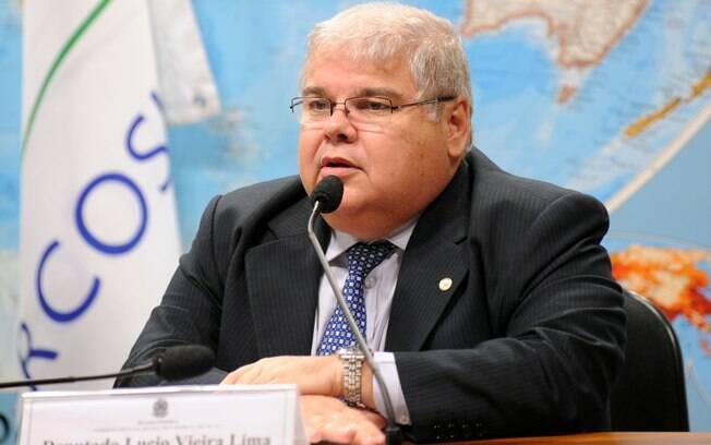 O deputado Lúcio Vieira Lima (BA) é indicado do PMDB para a comissão do impeachment.. Foto: Lúcio Bernardo Junior/ Câmara dos Deputados - 24.04.13