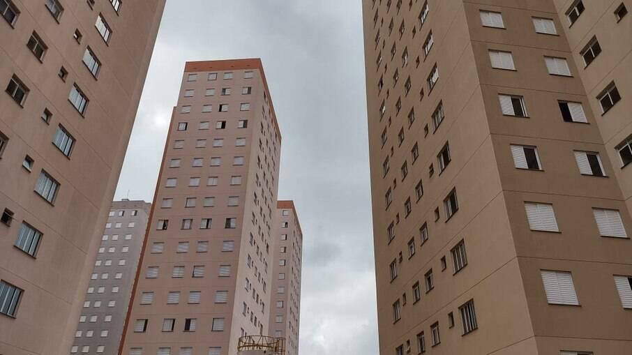 Conjunto habitacional construído pela Prefeitura de SP na zona sul da capital