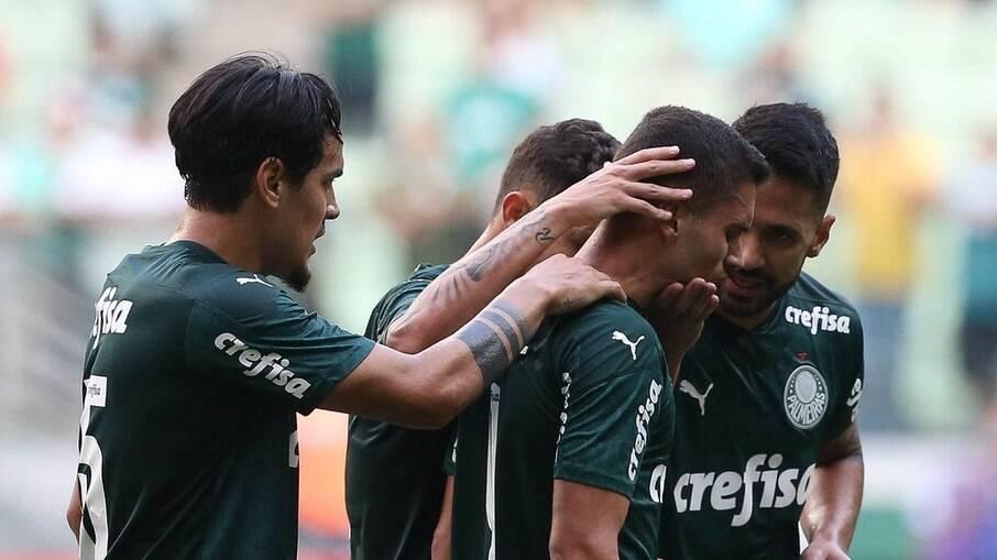 Luan Silva está de saída do Palmeiras