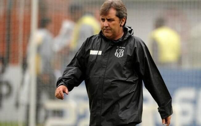 Gílson Kleina, o novo treinador do Palmeiras