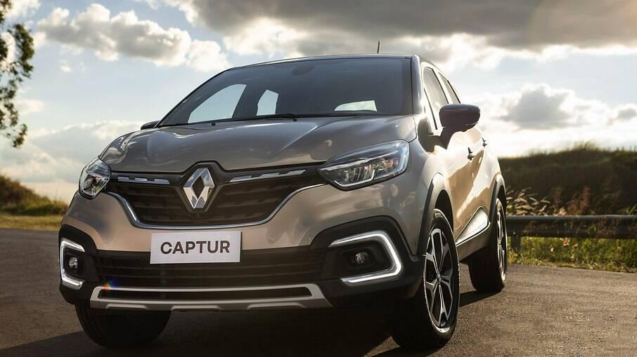 Renault Captur busca mais destaque no segmento com renovação do conjunto mecânico