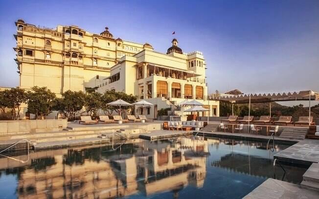 RAAS Devigarh, na Índia, é um palácio que oferece estrutura e serviços dignos da realeza para você desfrutar