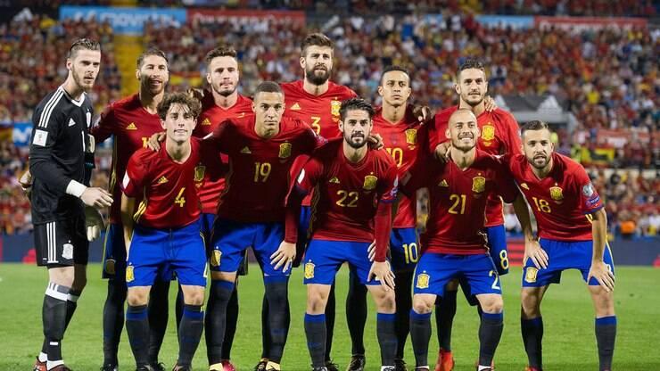 1e262b531a0b6 Espanha  todas as informações sobre a seleção na Copa 2018 - Copa do Mundo  - iG