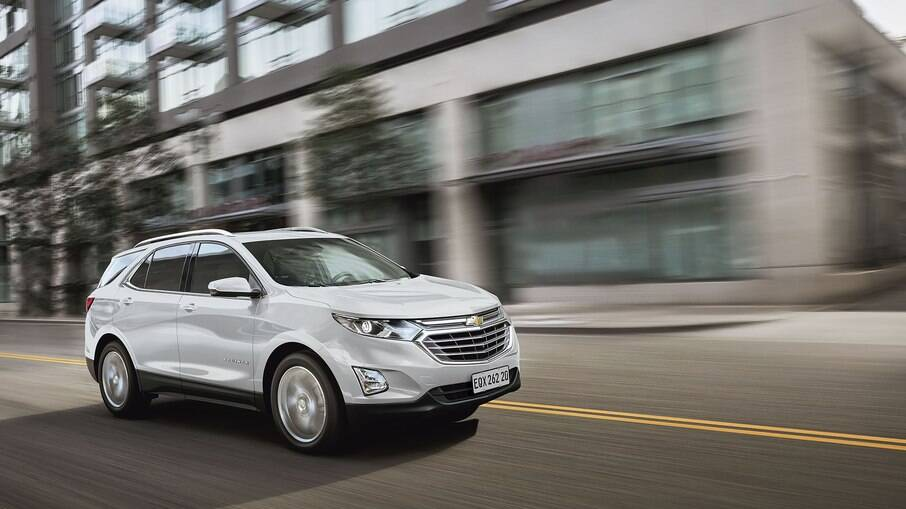 Chevrolet Equinox 2021: sem mudanças no visual, SUV segue vendido no Brasil em apenas uma versão com motor 1.5