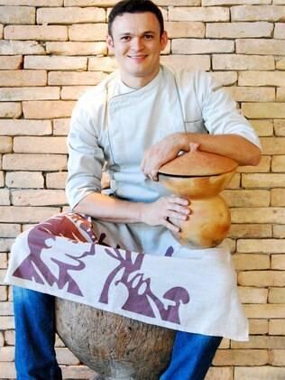 Wanderson Medeiros, chef  do Picuí, em Maceió