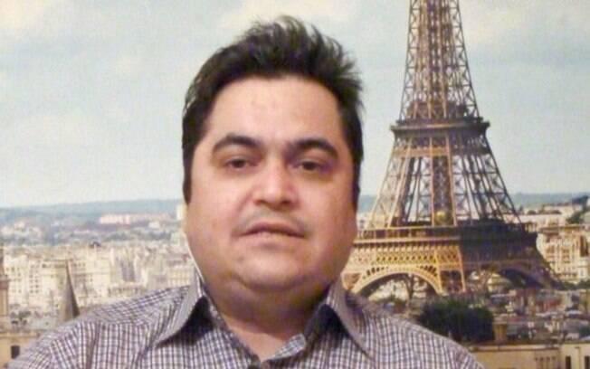 Ruhollah Zam é considerado um jornalista dissidente e foi capturado em 2019