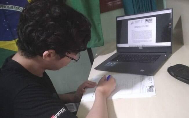 Estudante de Campinas vence Olimpíada Latino-Americana de Astronomia
