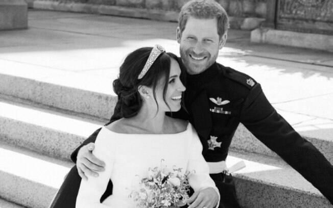Meghan Markle e Príncipe Harry esperam pelo primeiro filho do casal