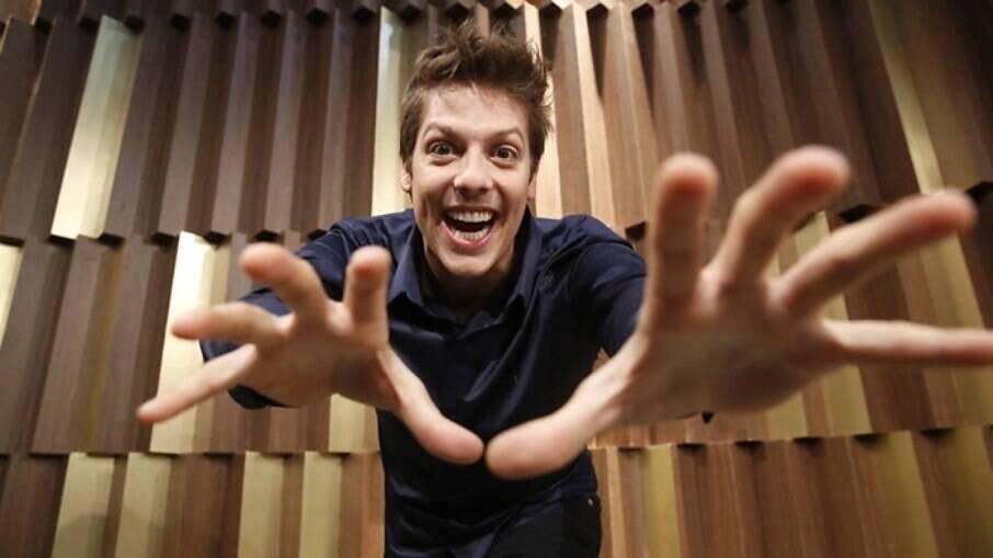 Fábio Porchat , apresentador e humorista
