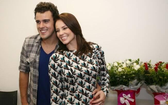 Joaquim Lopes e 'o grande amor de sua vida', Paola Oliveira