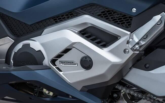 Honda Forza 750. Foto: Divulgação