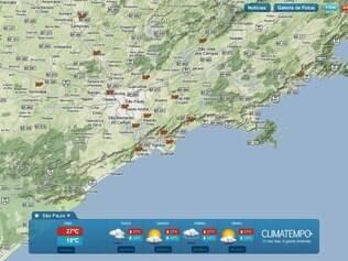 Aplicativo do ClimaTempo é um dos primeiros a chegar à versão brasileira da Chrome Web Store