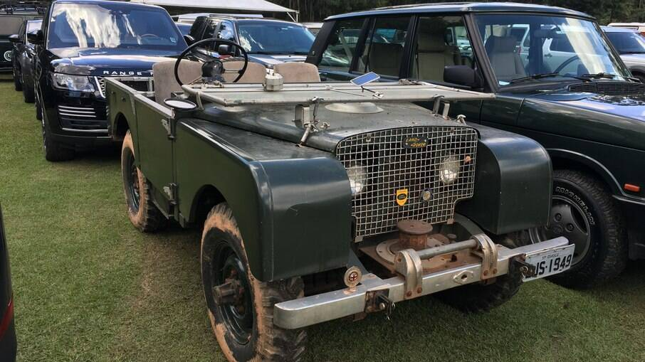 O Série 1 foi apresentado no final de abril de 1948 como o primeiro modelo da Land Rover no mundo