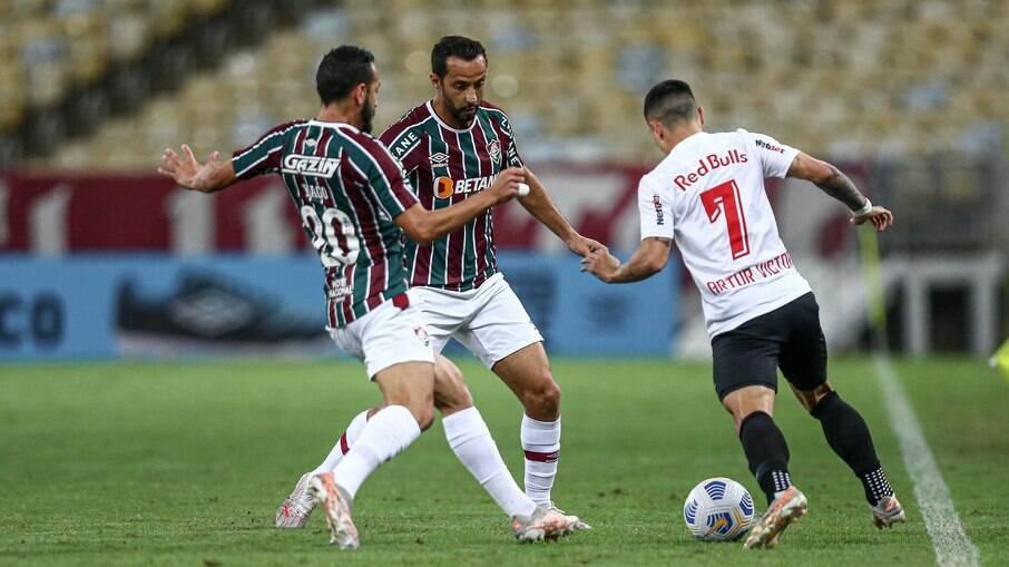 Fluminense pega o Bragantino nesta quarta-feira, pela Copa do Brasil