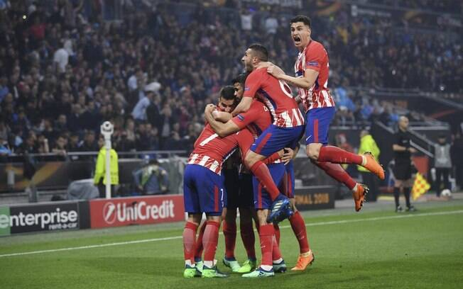 Atlético de Madri Liga Europa