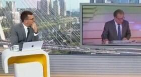Chico Pinheiro deixa Rodrigo Bocardi no vácuo