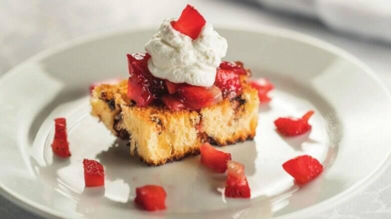 Mini tortas de panetone
