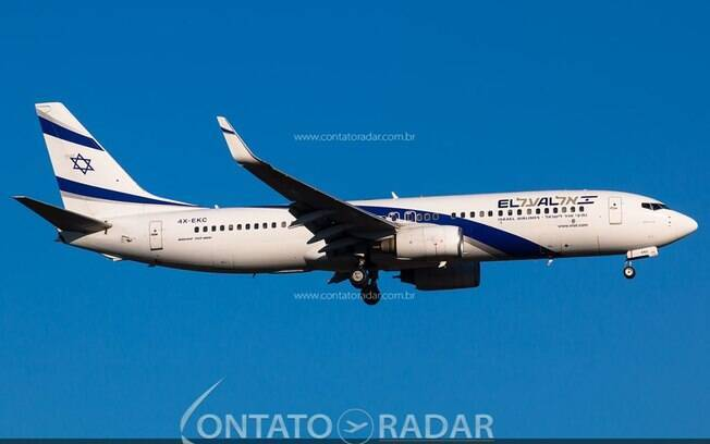 El Al volta a voar para mais um destino