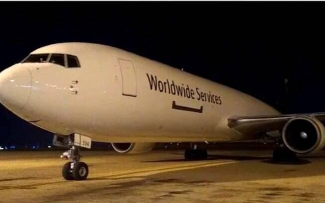 Avião pousa em Viracopos, em Campinas, com 37º lote da Pfizer