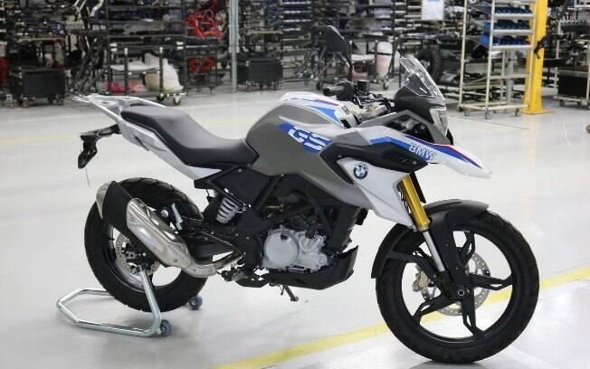 BMW G 310: A motocicleta virá para enfrentar ambientes de difícil acesso, seja por lama, água ou terra