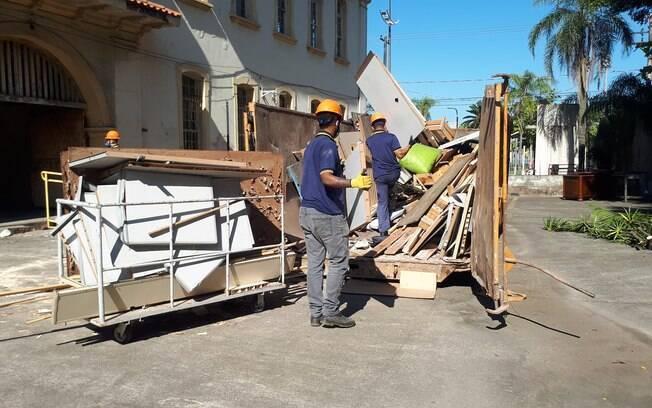 O provedor Ariovaldo Feliciano garante que a Santa Casa não irá vender o imóvel.