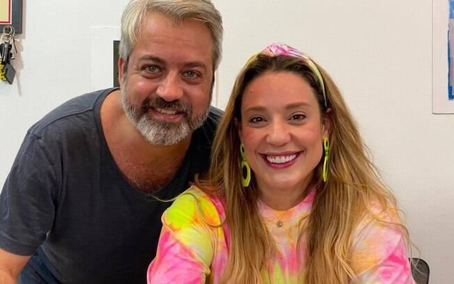 Rodrigo Candelot e Helga Nemeczyk