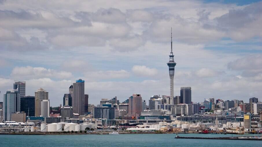 Nova Zelândia vai fazer lockdown após registro de um caso de Covid-19