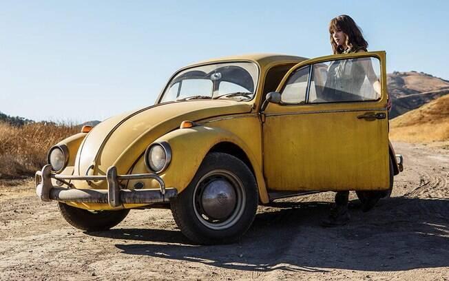 Hailee Steinfeld é protagonista do filme