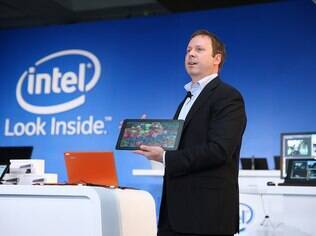 Kirk Skaugen, chefe global de chips da Intel
