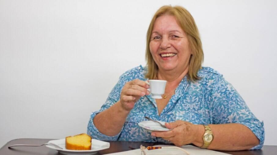Vó Sônia e os sucesso dos bolos caseiros