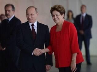 Sem citar o conflito da Rússia com a Ucrânia em relação à Criméia, Dilma defendeu a adoção da resolução consensual e pacífica de guerras