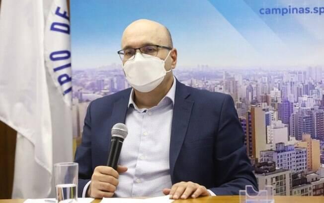 AO VIVO: Dário anuncia em live medidas sobre a vacinação contra a covid-19