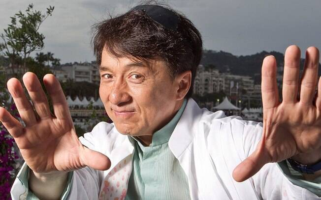 Idade dos famosos: icônico no cinema de ação e comédia, Jackie Chan completou 63 anos em 2017