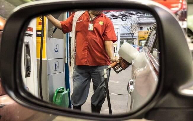 Em 2018, o preço da gasolina nos postos acumula alta de 7,76% – variação duas vezes maior do que a inflação esperada