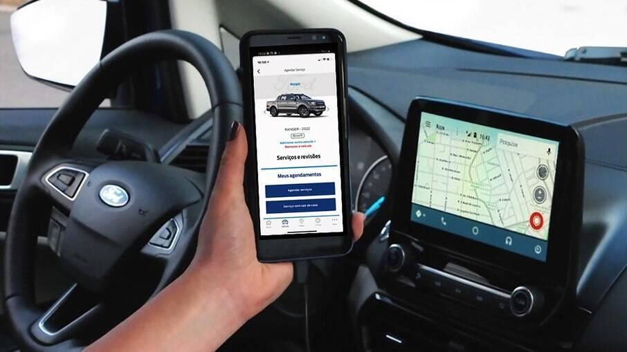 Modalidade faz parte do serviço de assistência e conectividade FordPass