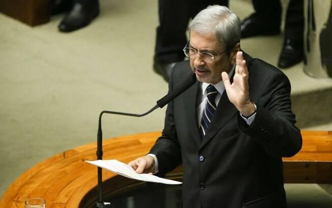 Deputado Antonio Imbassahy. Foto: Marcelo Camargo/ Agência Brasil 17.04.16