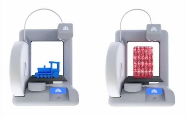 Cube 3D Printer: impressão de objetos mais próxima do consumidor final