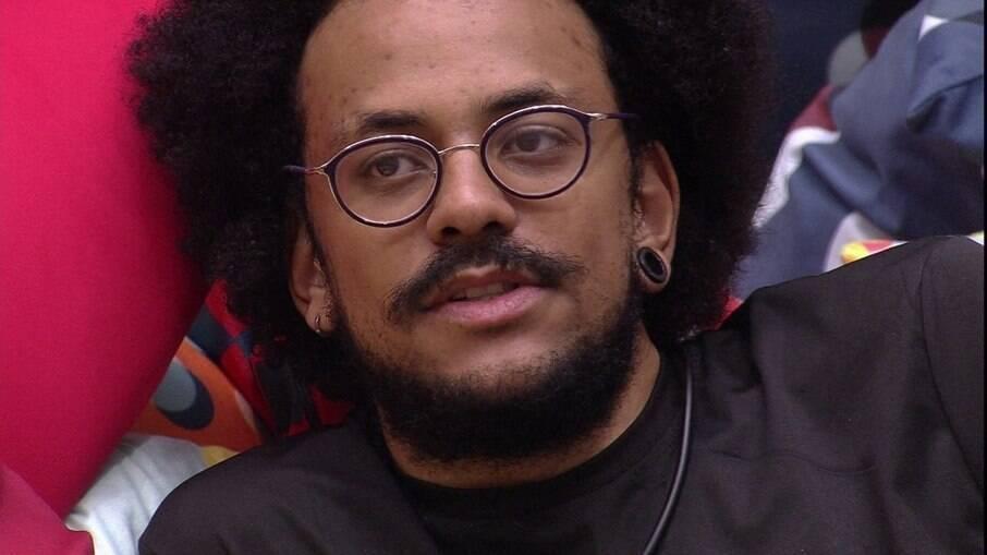 João Luiz no BBB 21