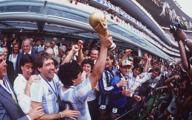 Campeão em 1986%2C a Argentina não cumpriu promessa para imagem de Virgem Maria no vilarejo de Tilcara