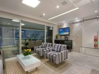 Confira o apartamento decorado pelo arquiteto Gerson Dutra de Sá