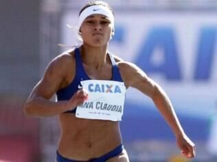 A musa Ana Claudia Lemos se destacou no Pan de Guadalajara, no México, e é uma das aposta brasileiras para conquistar medalhas de ouro em Londres