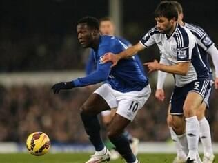 O empate entre Everton e West Bromwich  encerrou a 22ª rodada da Premier League