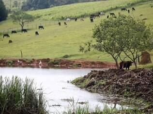 Salvação. Águas do rio Paraopeba são consideradas fundamentais para reservatórios da capital