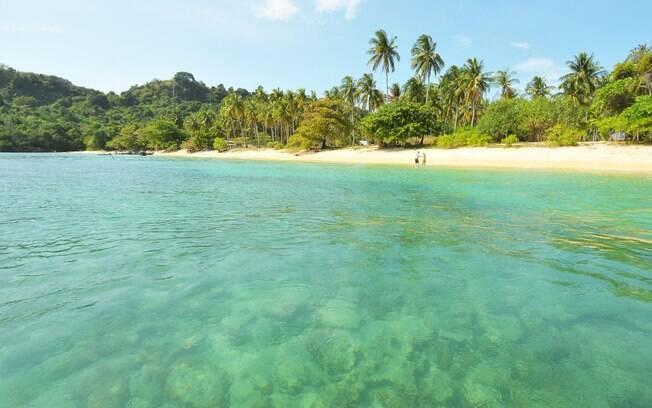 Ilhas Similan, Tailândia