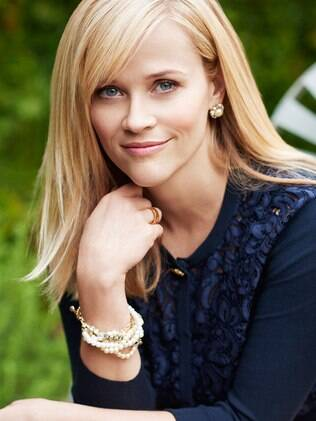 A atriz norte-americana Reese Witherspoon