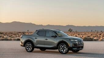 Hyundai mostra tudo da Santa Cruz que tem porte de Fiat Toro