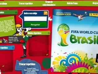 Na edição online, figurinha de Messi é mais buscada em na internet pelos brasileiros