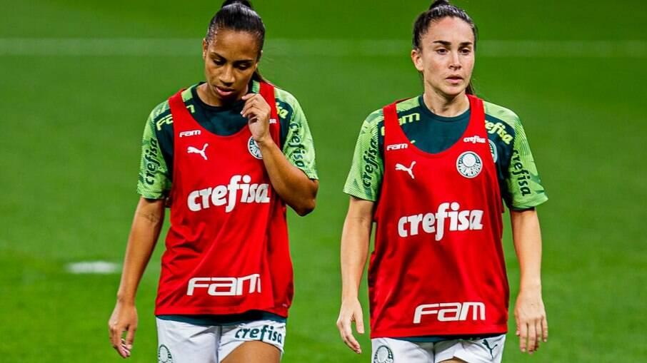 Jogadoras serão peça chave da equipe alviverde na disputa do Paulistão